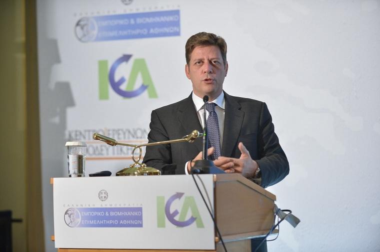 Επενδύσεις στην Ελλάδα & Αναπτυξιακή Προοπτική 2014 Βαρβιτσιώτης